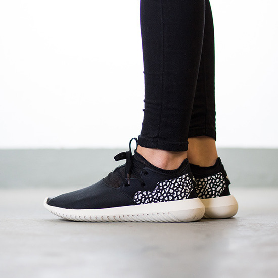 Adidas Women 's Tubular Entrap Shoes Black adidas Canada