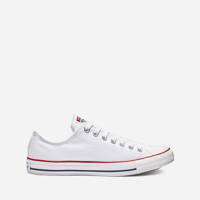 WHITE || TRAMPKI CONVERSE ALL STAR