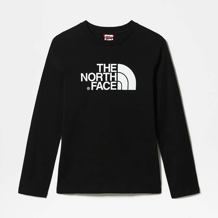 The North Face Youth Longsleeve Easy Tee NF0A3S3BKY4