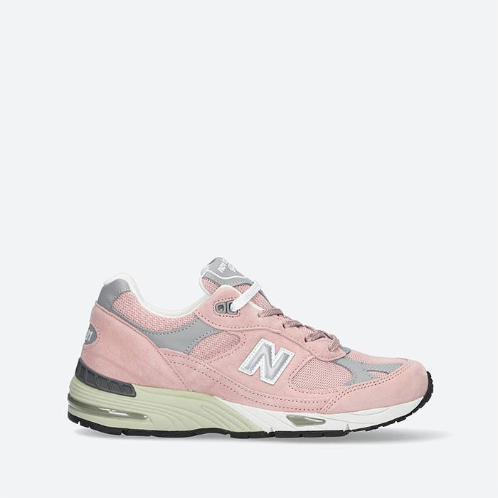 New Balance Shoes Made in UK W991PNK