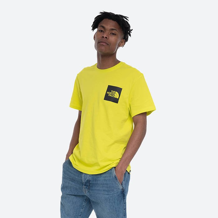 The North Face Fine Tee NF00CEQ5JE3