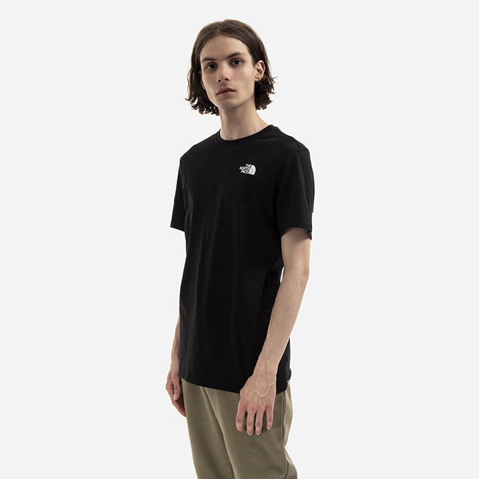 T-shirt The North Face Red Box T92TX2JK3