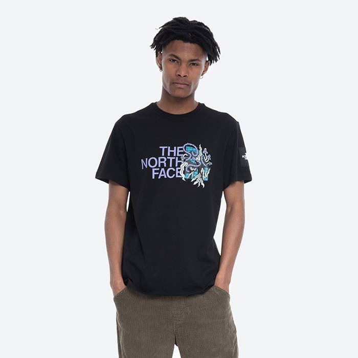 T-shirt The North Face Black Box Graphic Tee NF0A557LJK3
