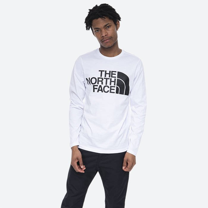 The North Face Standard Longsleeve Tee NF0A5585FN4