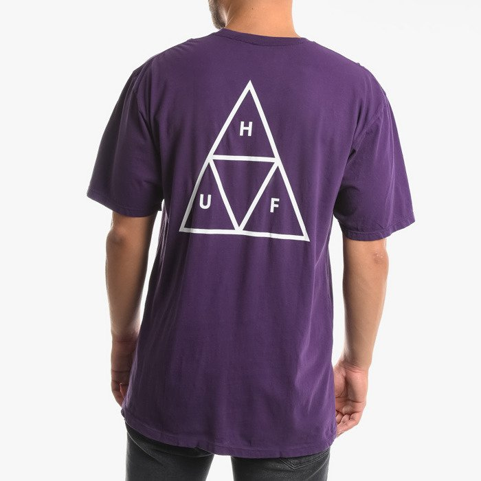 HUF Essentials TT TS00509 PURPLE