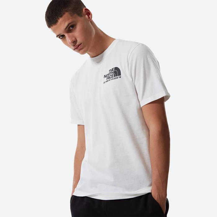 The North Face Coordinates Tee NF0A52Y8FN4