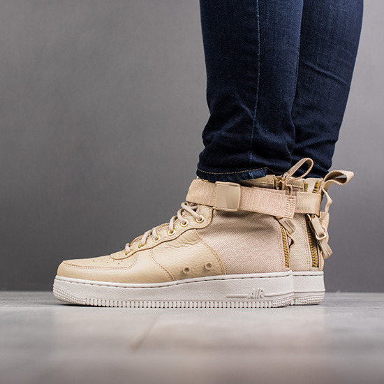 pretty nice 62a03 8e23a Nike Sf Air Force 1 Mid AA3966 200 - Best shoes SneakerStudio