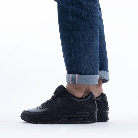 Nike Air Max 90 Leather CZ5594 001 - Best shoes SneakerStudio