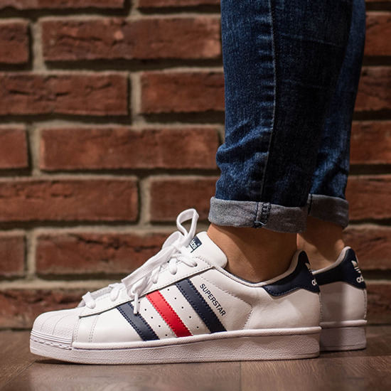 Adidas Superstar france