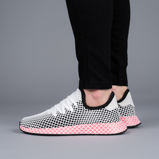newest 914b3 2fd3e ... Womens Shoes sneakers adidas Originals Deerupt Runner CQ2909 ...