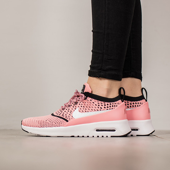 89936603fe ... Women's Shoes sneakers Nike Air Max Thea Ultra Flyknit 881175 800 ...