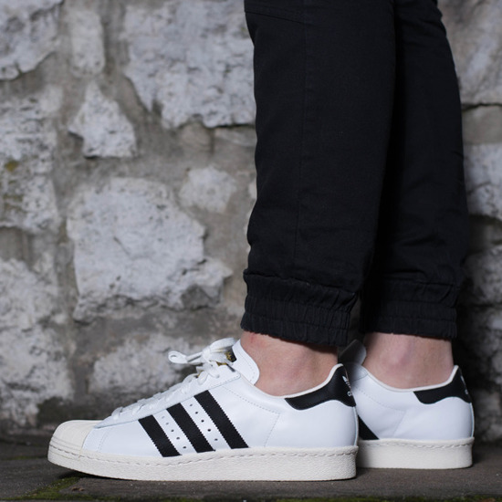adidas Originals Superstar 80s sneakers xImQkJs9d