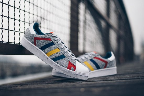 adidas Superstar by White Mountaineering Aq0352