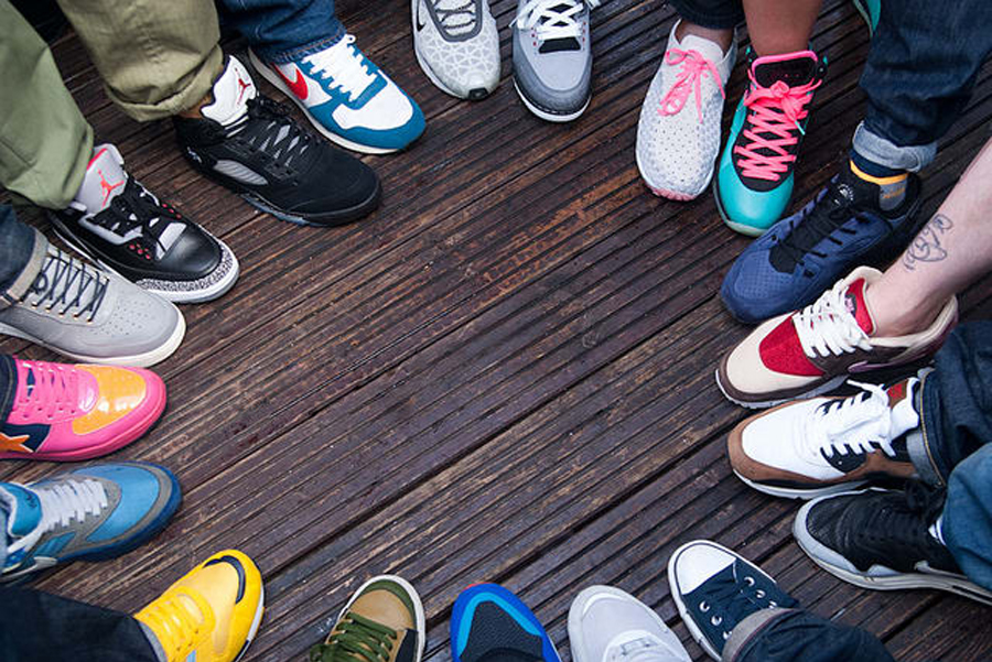 How to choose the right sneakers for you? 5 shopping tips
