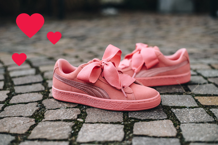 Valentine's Day 2018 - sneakers-starring creations