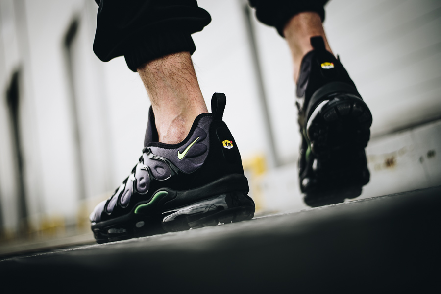 """Cloud walk"" – Nike Air VaporMax Plus"
