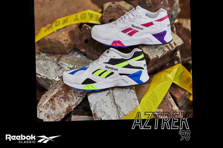 Reebok Aztrek OG is back!
