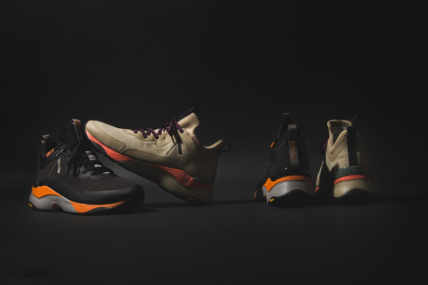 The ARKK Copenhagen Stormrydr shoes designed to withstand |