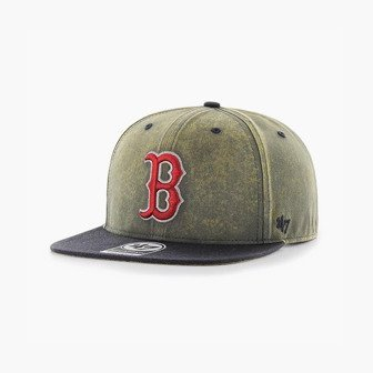 '47 MLB Boston Red Sox Cement Captain B-CMNTP02GWP-VN