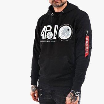 Alpha Industries Apollo Moon Landing 50 Hoody 198362 03
