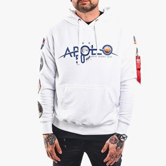 Alpha Industries Apollo Moon Landing 50 Patch Hoody 198350 09