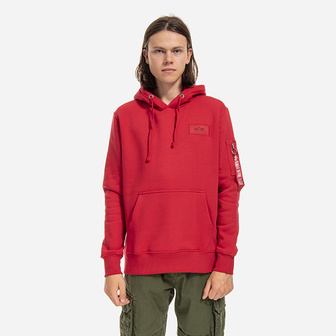 Alpha Industries Back Print Hoody 178318 328