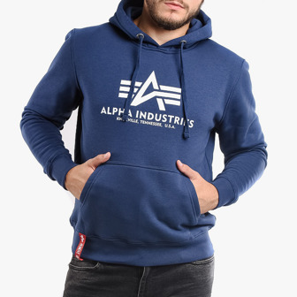 Alpha Industries Basic Hoody 178312 435