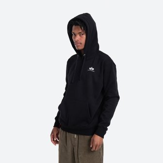 Alpha Industries Basic Hoody Small Logo 196318 03