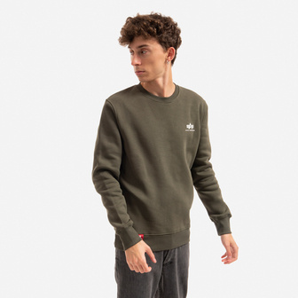 Alpha Industries Basic Sweater Small Logo 188307 142