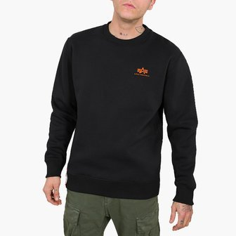 Alpha Industries Basic Sweater Small Logo 188307 477