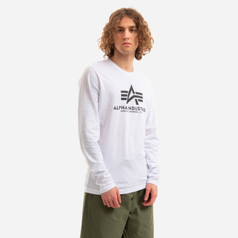 Alpha Industries Basic T Longsleeve 100510 09