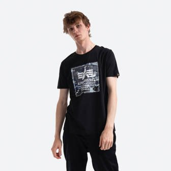 Alpha Industries Camo Block T 198504 03