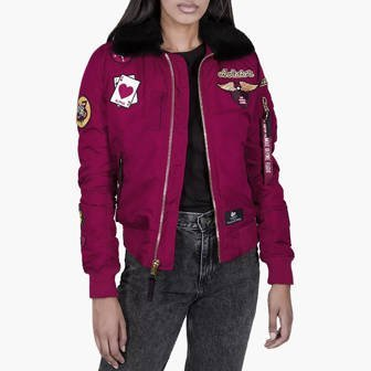Alpha Industries Injector III Custom Wmn 198002 454