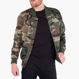 Alpha Industries MA-1 VF LW 156101 408