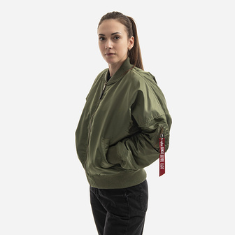 Alpha Industries Ma-1 OS Wmn 128001 01
