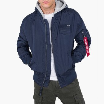 Alpha Industries Ma-1 TT Hood Custom 126117 435