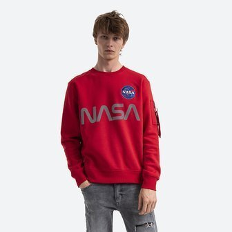 Alpha Industries NASA Reflective Sweater 178309 328