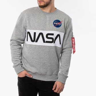 Alpha Industries Nasa Inlay Sweater 178308 17
