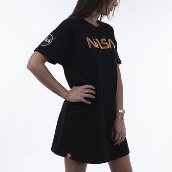 Alpha Industries Nasa Long T Os Wmn 128062 03