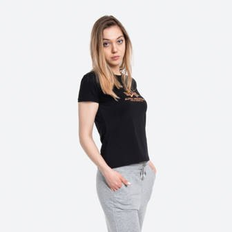 Alpha Industries New Basic T Wmn Foil Print 196051FP 365
