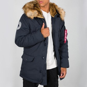 Alpha Industries Polar Jacket 123144 07