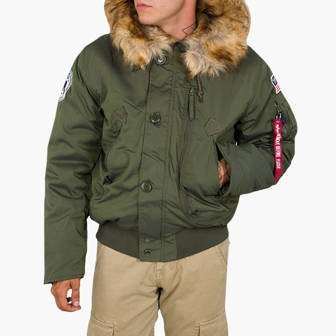 Alpha Industries Polar Jacket Sv 133141 257