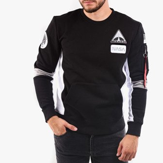 Alpha Industries Space Camp Sweater 198302 03