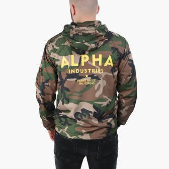 Alpha Industries Windbreaker 196132 408