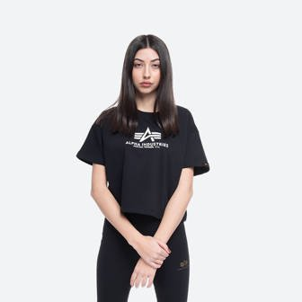 Alpha Industries asic Boxy T Wmn 128050 03