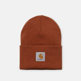 Carhartt WIP Acrylic Watch Hat I020222 CINNAMON