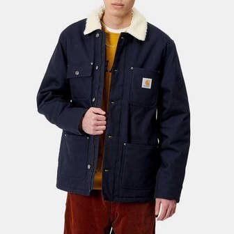 Carhartt WIP Fairmount Coat I028427 DARK NAVY