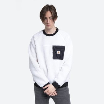Carhartt WIP Hooded Prentis Sweatshirt I028131 WAX