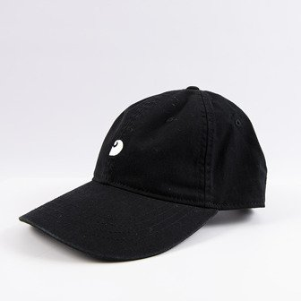 Carhartt WIP Madison Logo Cap I023750 BLACK/WAX