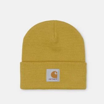 Carhartt WIP Short Watch Hat I017326 COLZA